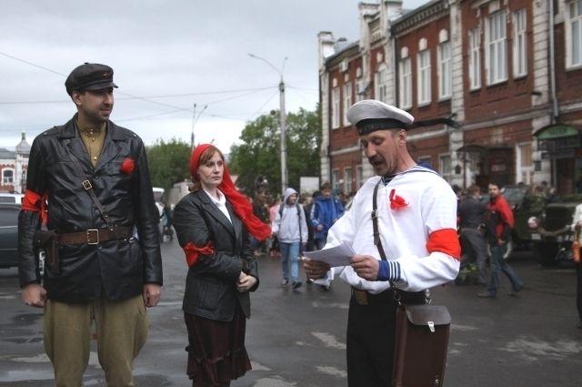 «Красный террор» никому не грозил: коммунисты просто-напросто оглашали на улицах документ истории.