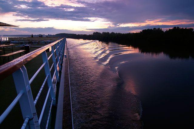 Река Дунай в Одесской области