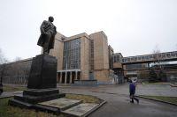 Здание завода имени И.А. Лихачева.