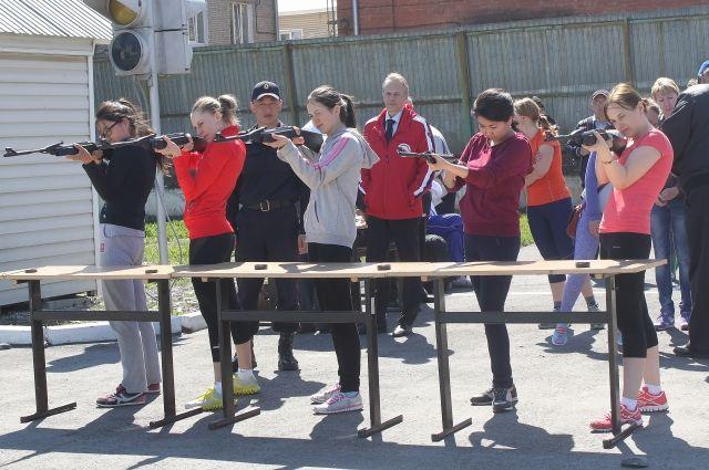 Студенты Иркутской области впервые в новейшей истории сдали нормы ГТО.
