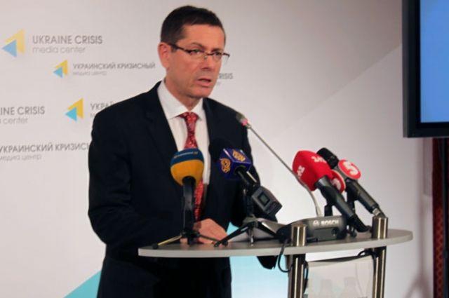 Помощник генерального секретаря ООН Иван Шимонович