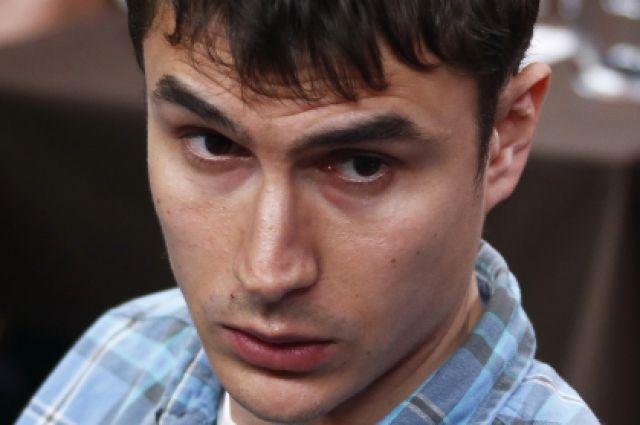 Писатель Сергей Шаргунов.