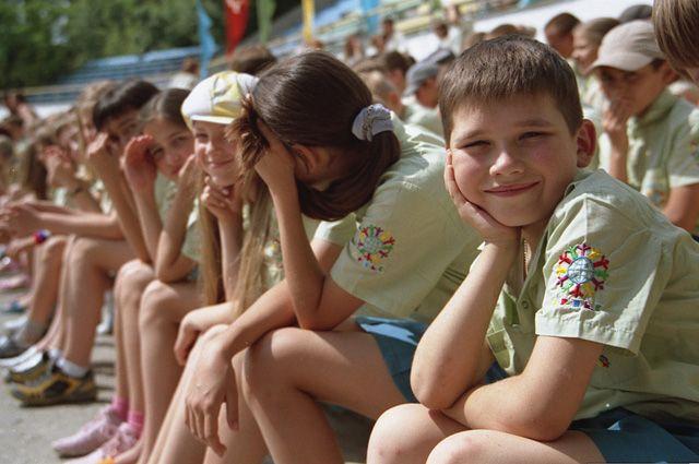 Омичи могут стать вожатыми в детских лагерях.