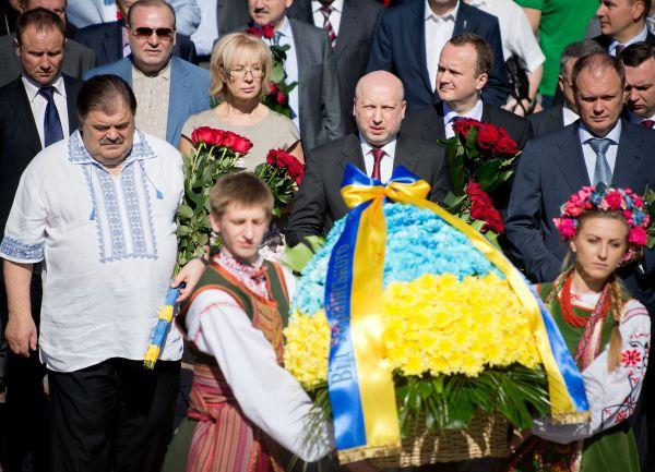 В столице состоялось мероприятие по случаю Дня перезахоронения праха Т. Шевченко