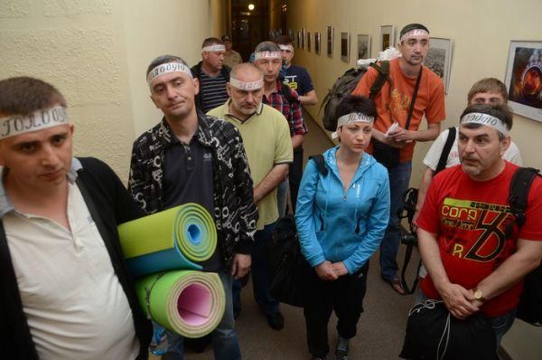 Львовские стоматологи голодают из-за главврача