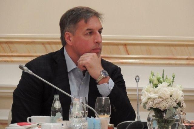 Старший вице-президент ОАО «Банк ВТБ» Андрей Перегудов.
