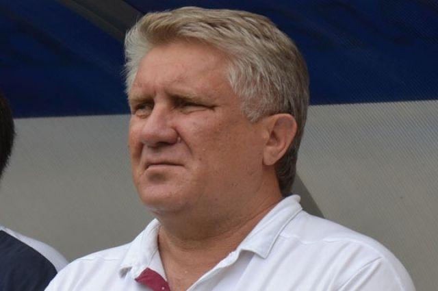 Сергей Ташуев стал главным тренером донецкого «Металлурга» в августе прошлого года