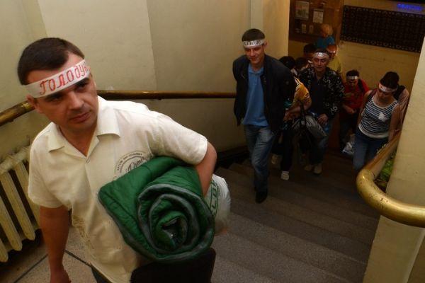 Стоматолог из Львова объявил о голодовке из-за главврача местной поликлиники