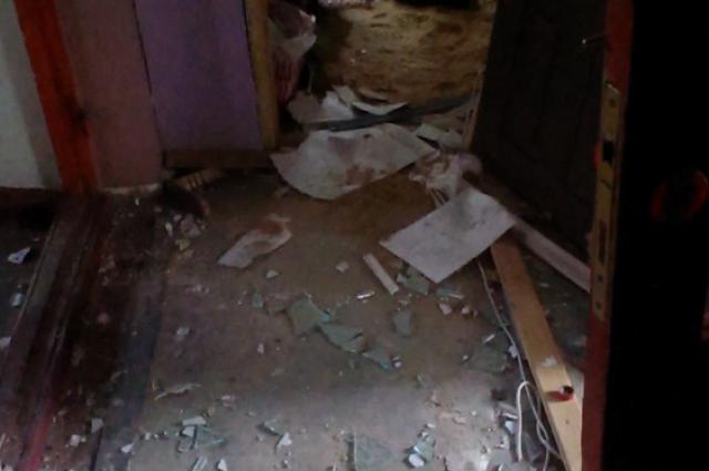 Террористы разгромили пограничный пункт в Луганской области