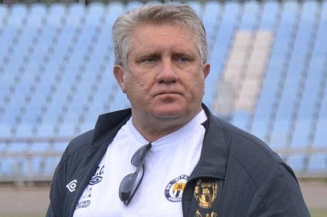 Сергей Ташуев официально покинул донецкий «Металлург»