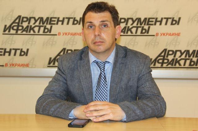 Глава КИУ Александр Черненко