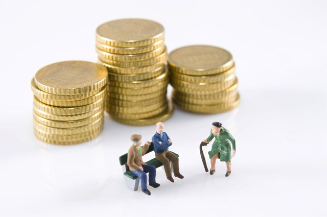 Урезание пенсий бюджетникам
