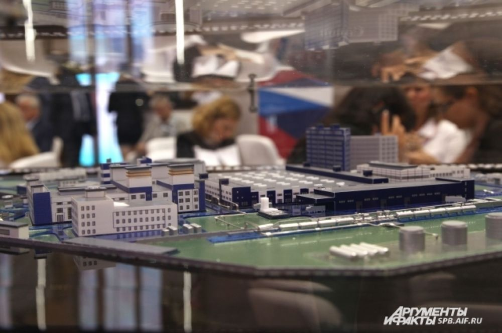 Реконструкция и техническое перевооружение научно-производственной базы для разработки и выпуска газотурбинных двигателей на площадке ОАО «Климов»