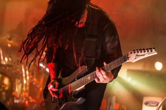 Гитарист группы Korn прооперирован в Екатеринбурге