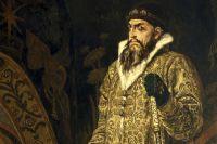 Картина Виктора Васнецова «Царь Иван Грозный», 1897 год.