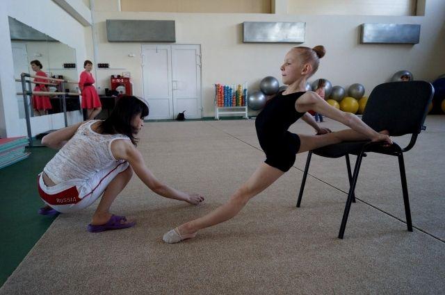 Фото гимнастки для взрослых фото 361-106