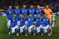Сборная Италии по футболу.