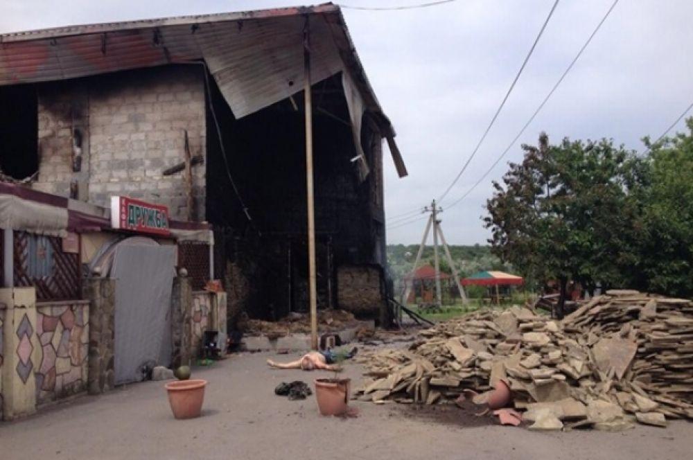 Батальон «Донбасс» попал в засаду террористов