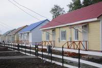 Стройка уже активно идет в Омске.