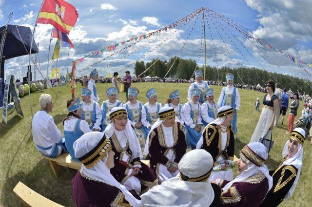 Областной Сабантуй пройдет 12 июня на берегу озера Чебакуль