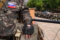 Сепаратисты в Донбассе