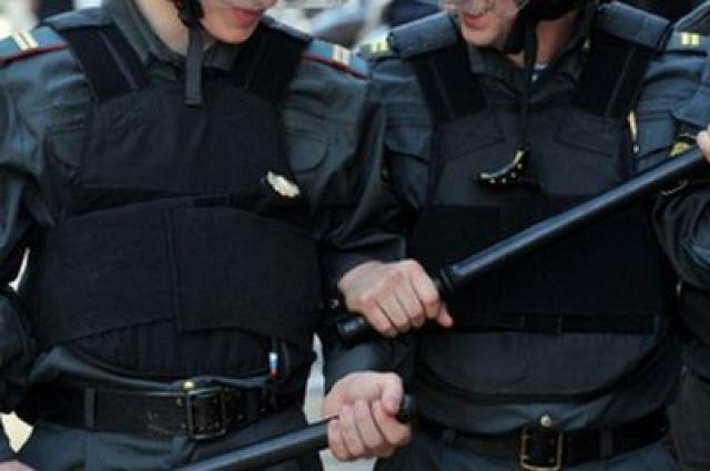 Милиционеры Украины