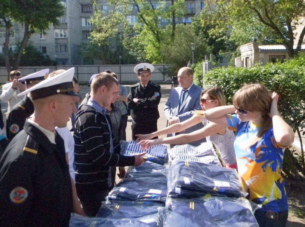 Форма для моряков от гендиректора ПАО «Николаевоблэнерго»