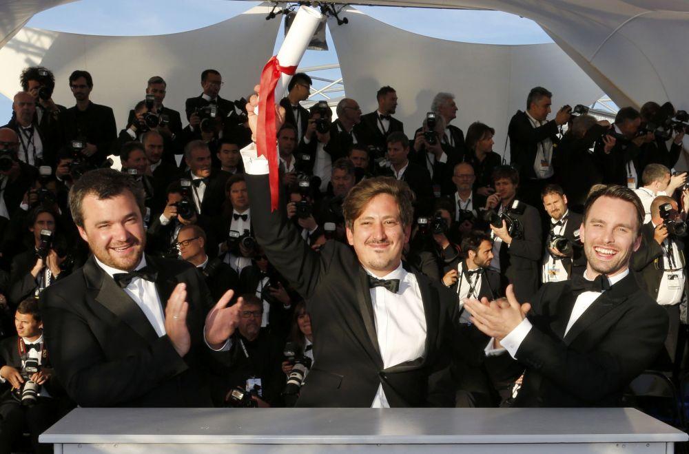 Фильм «Леди» колумбийского режиссера Симона Меса Сото награжден «Пальмовой ветвью»  как лучший короткометражный фильм.