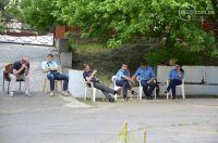 Милиция на выборах в Мариуполе
