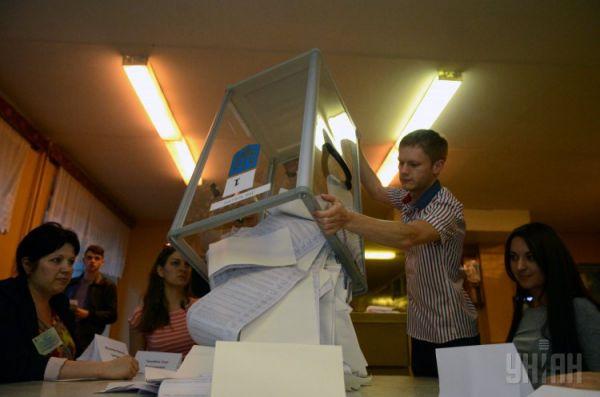 Бюллетени на выборах-2014 имели несколько защитных слоев