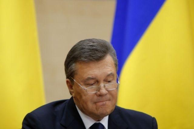 В.Ф. Янукович