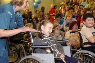 Помощь для семей с детьми инвалидами