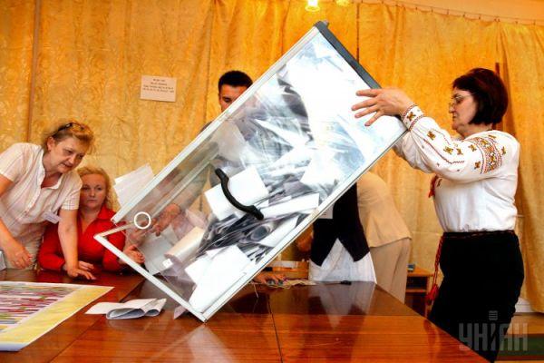 Президентвские выборы в Украине