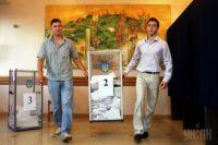 Подсчет голосов в Ужгороде