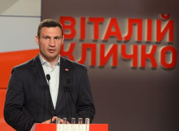 25 мая 2014 года  Кличко одержал победу на выборах мэра Киева, набрав 57% голосов.