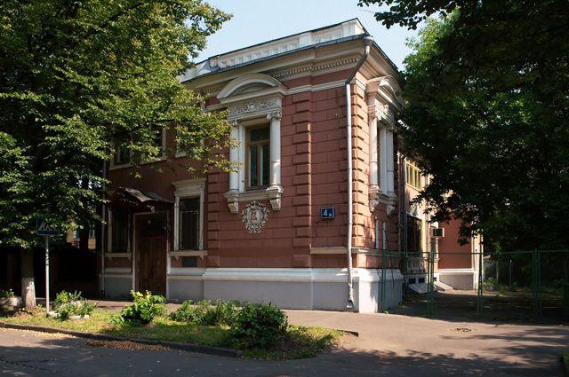 Самые большие частные дома в москве дома интернаты для престарелых курганская область