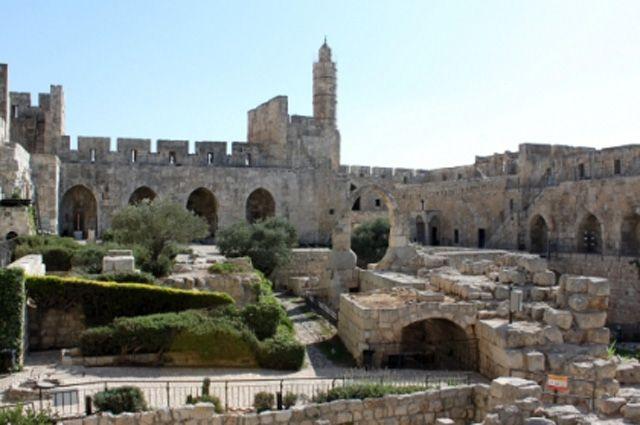 Иерусалим, старый город.