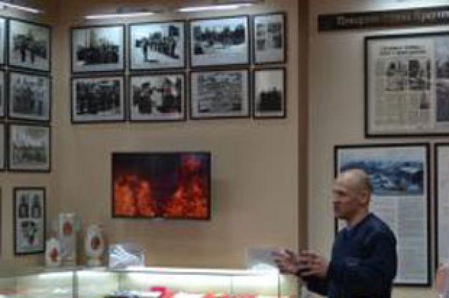 Подробнее о пожарной охране Иркутска можно будет узнать в музее.