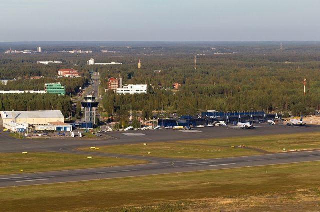Аэропорт Оулу.
