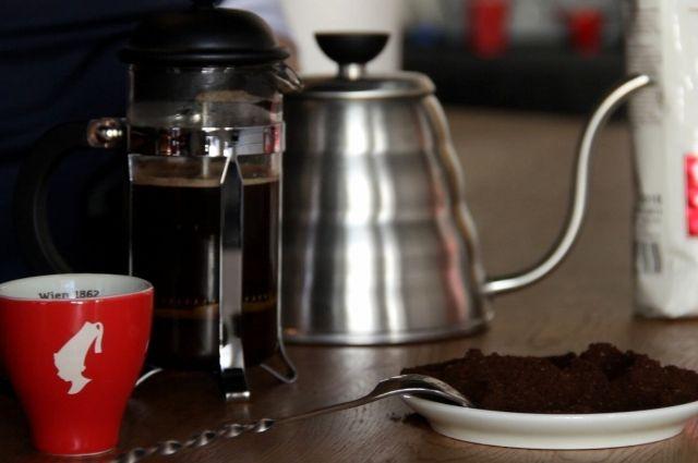 как приготовить кофе во френч прессе