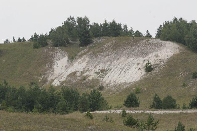 Французы заинтересовались месторождением природной извести на Южном Урале