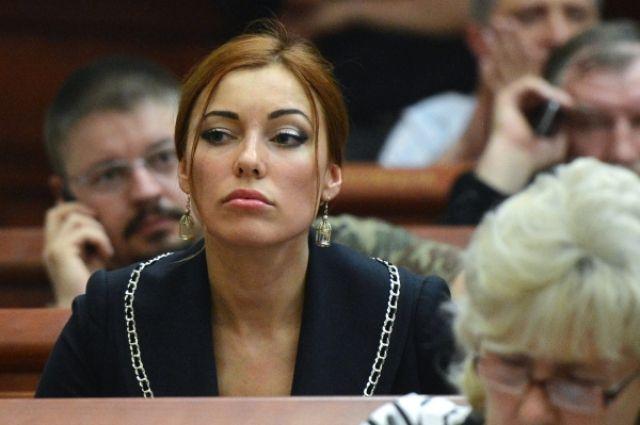 Модельер Наталья Воронина.