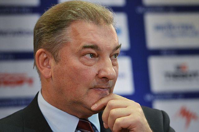 Президент Федерации хоккея России (ФХР) Владислав Третьяк.