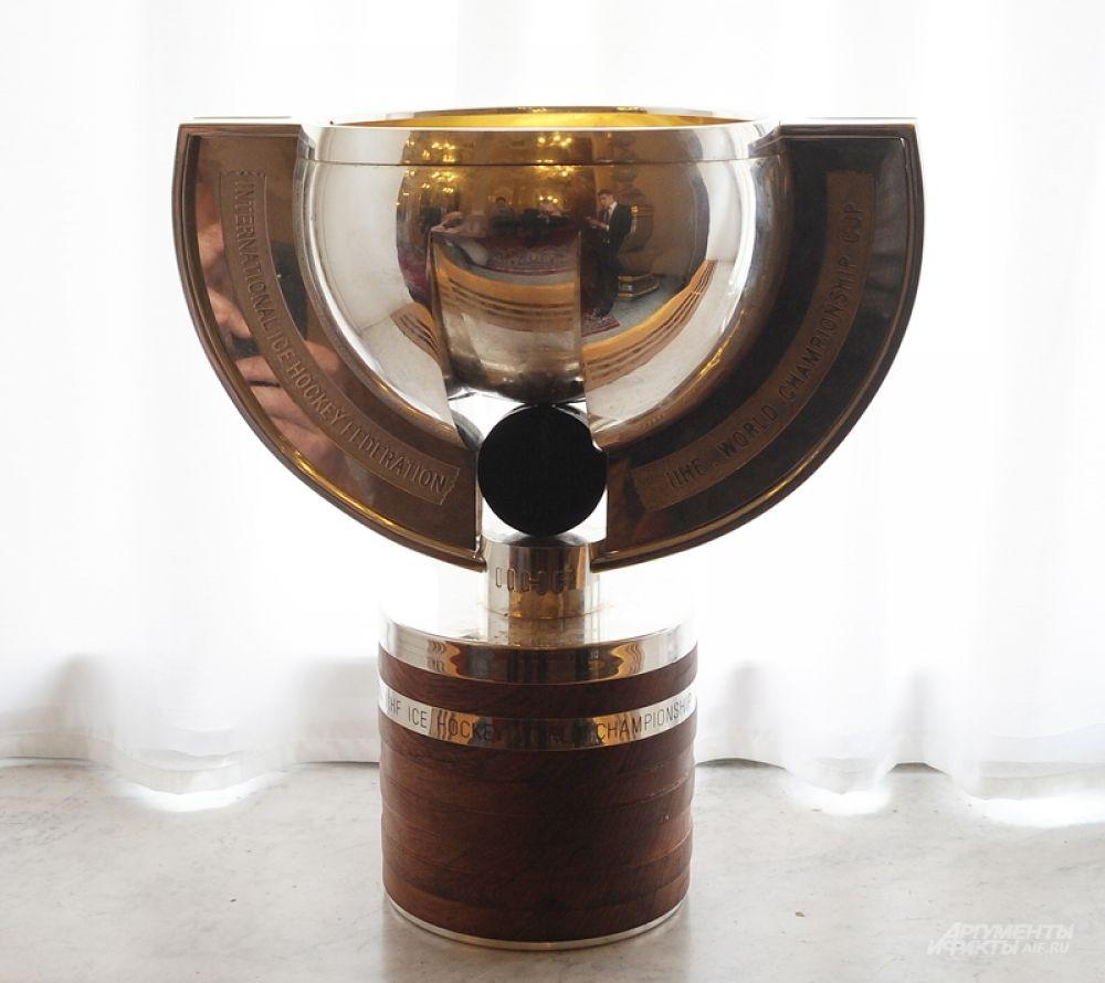 Кубок победителей чемпионата мира.