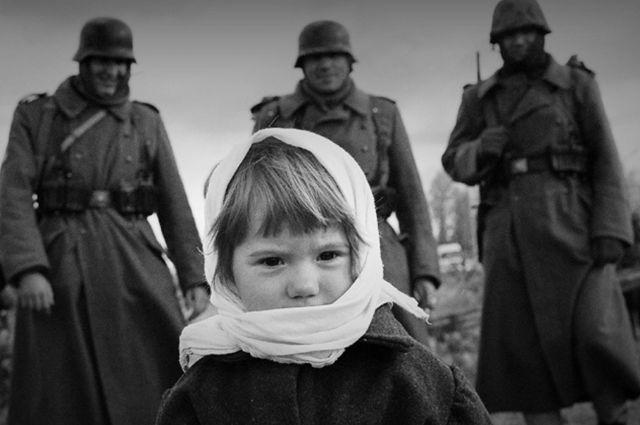 Дети войны есть, а категории такой в законах нет.