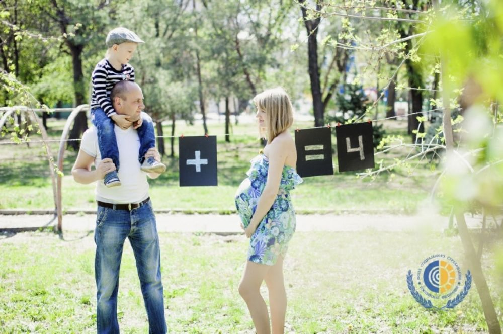 Номинация «Я жду рождения», Харченко