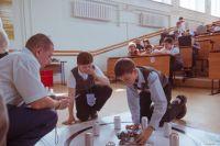 Мобильного робота кузбасские школьники могут сделать из обычного конструктора LEGO.