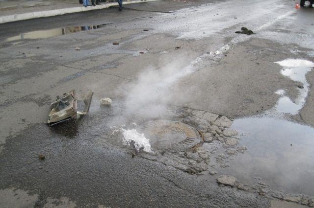 Опрессовки в Каменске-Уральском выявили 78 порывов трубопровода