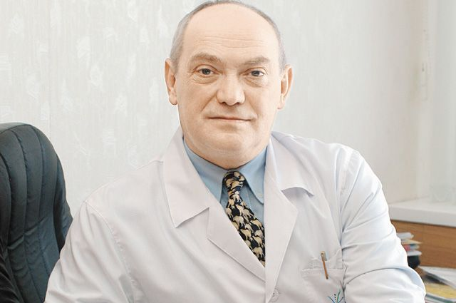 Александр Румянцев.