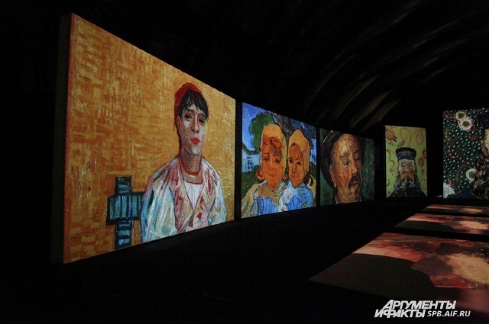 Выставка будет открыта до 30 сентября.